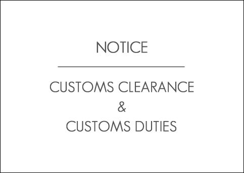 Customs clearance & Customs duties