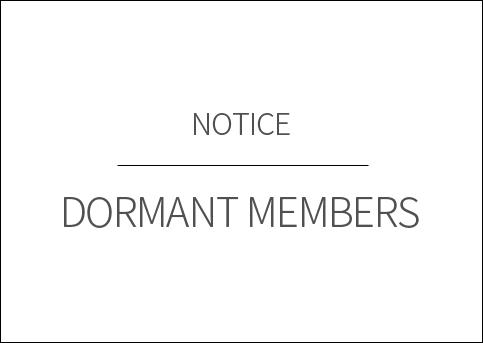 DORMANT MEMBERS