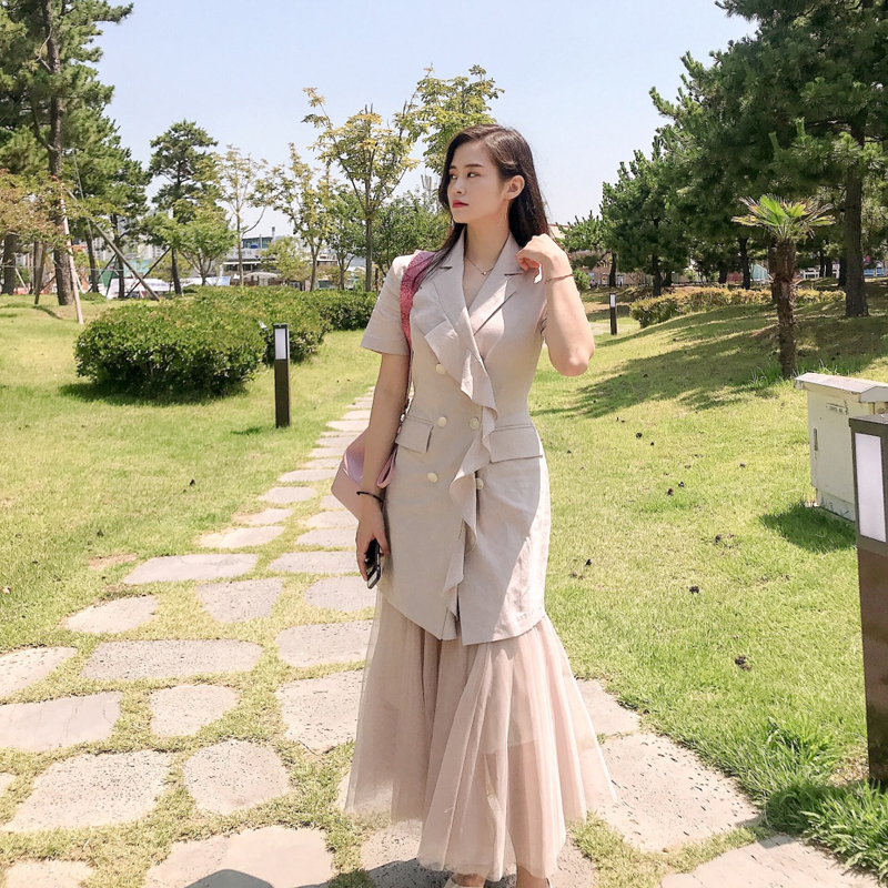 [KOREA REVIEW] It's a comfortable skirt.
