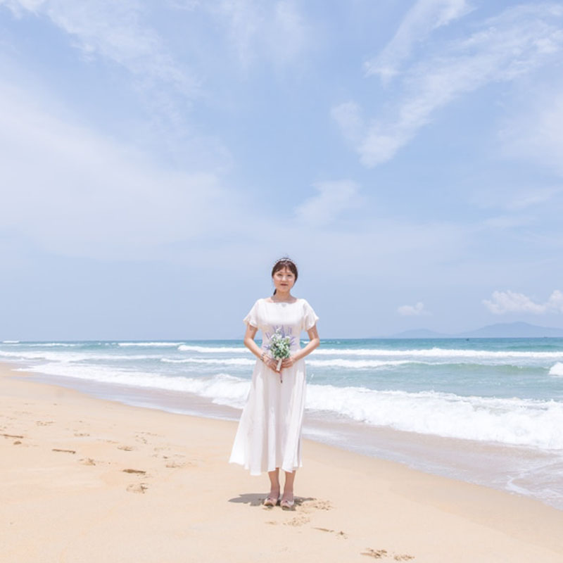 [KOREA REVIEw] I took a picture of the remind wedding.