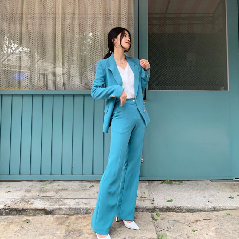 [KOREA REVIEW]  nice suit with a nice fit