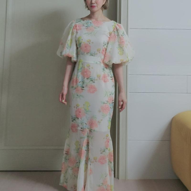 [KOREA REVIEW]I love your dress.