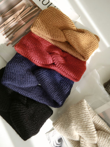 AP-345 X Knit hairband