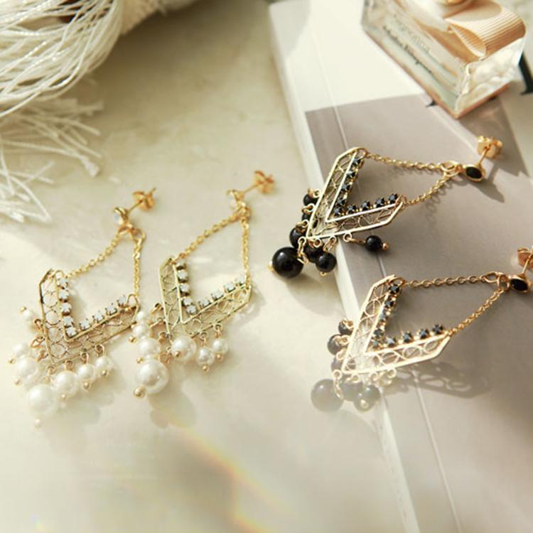 AJ-3521 earring