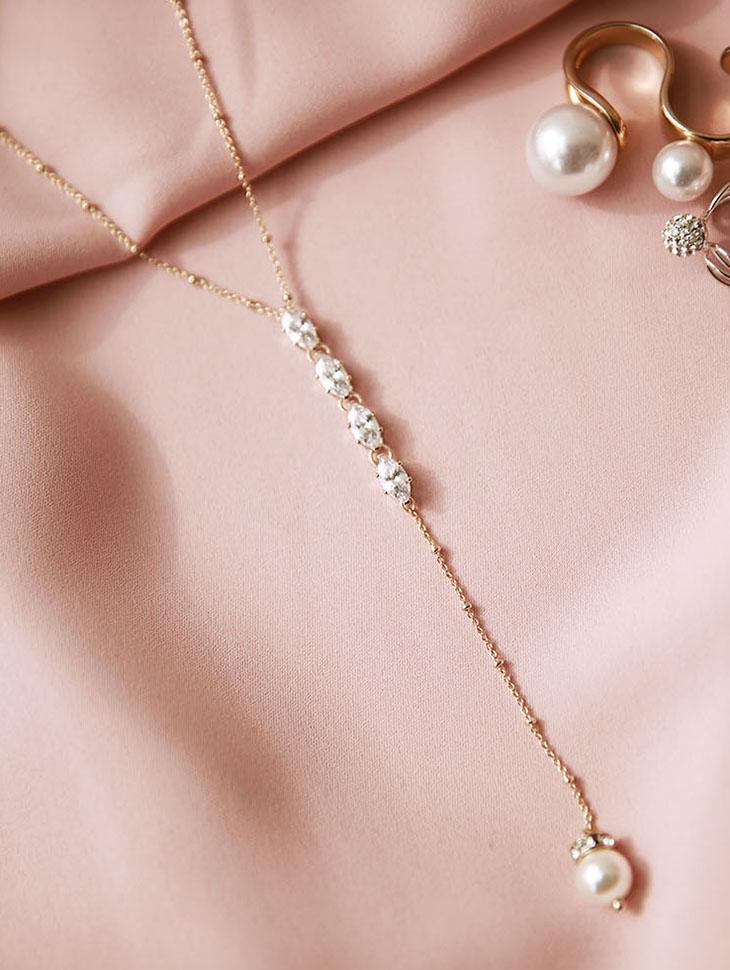 AJ-3530 Necklace (8reorder)