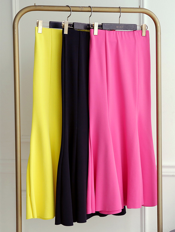 SK1803 BB Long Skirt * napping lining * (24th REORDER)