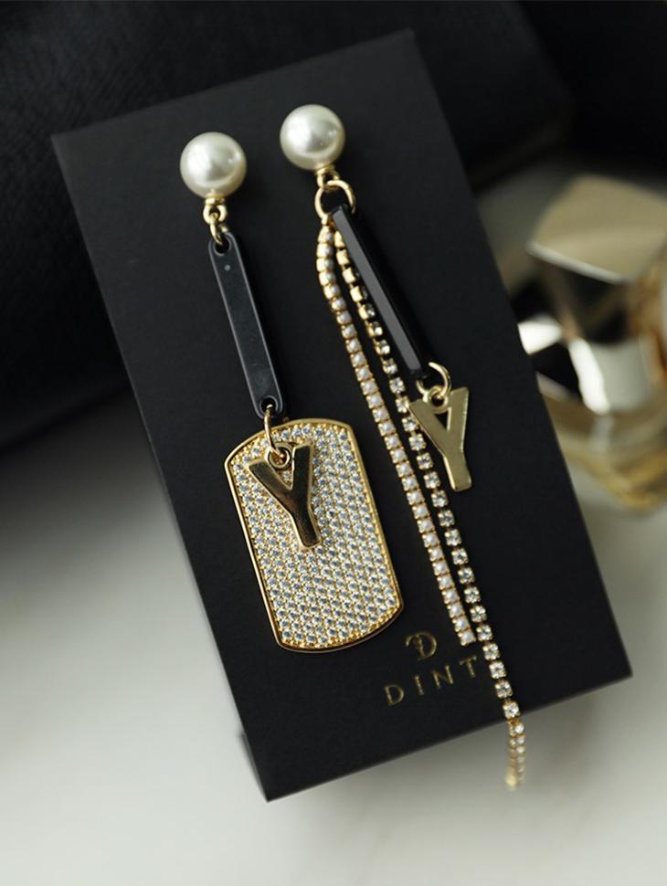 AJ-4221 earring