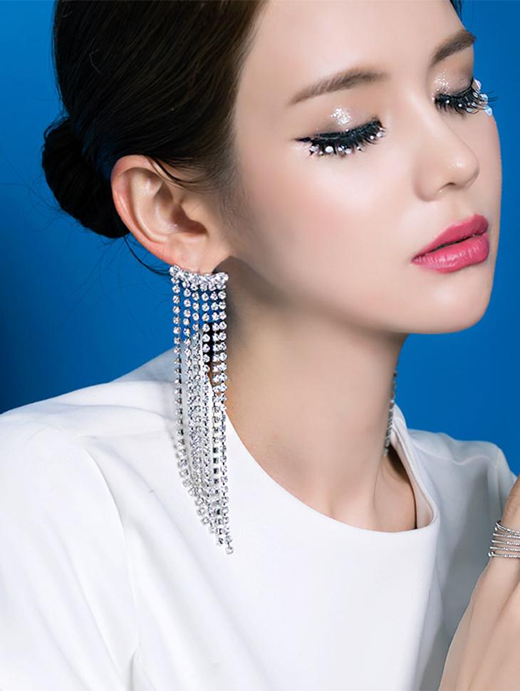 AJ-4233 earring
