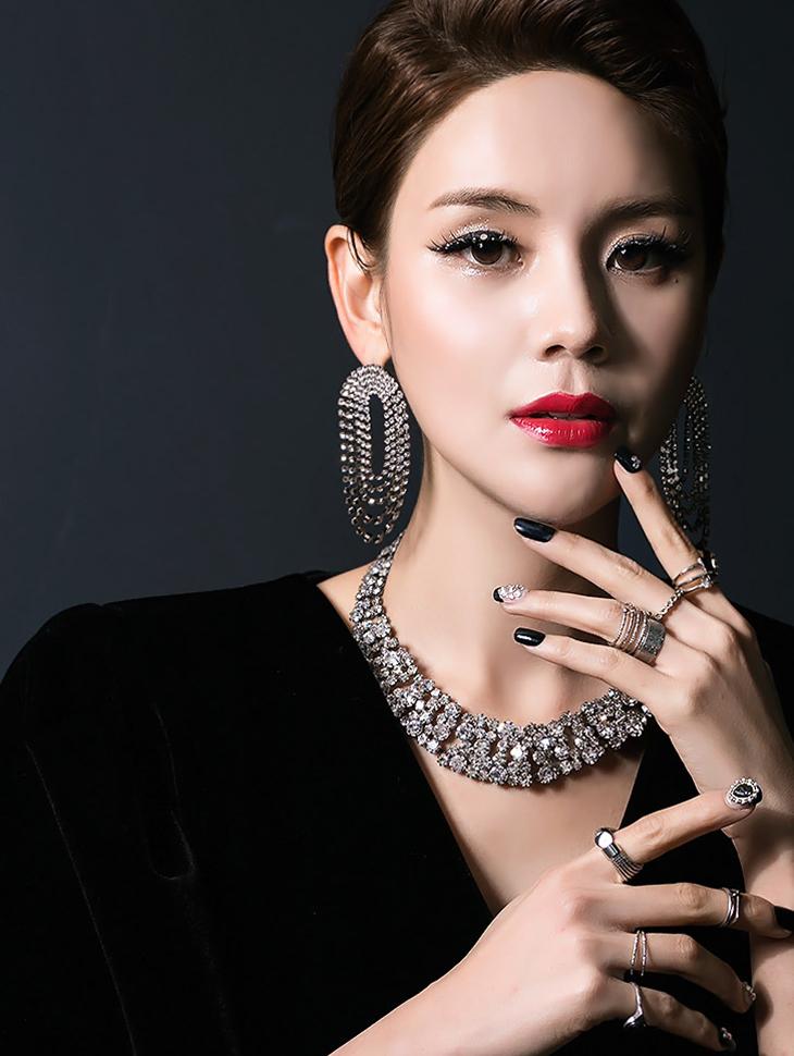 AJ-4261 earring