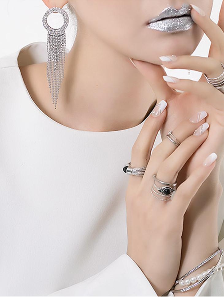 AJ-4269 earring