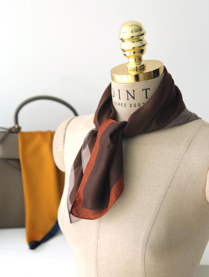 AS-1291 Nica color combination scarf