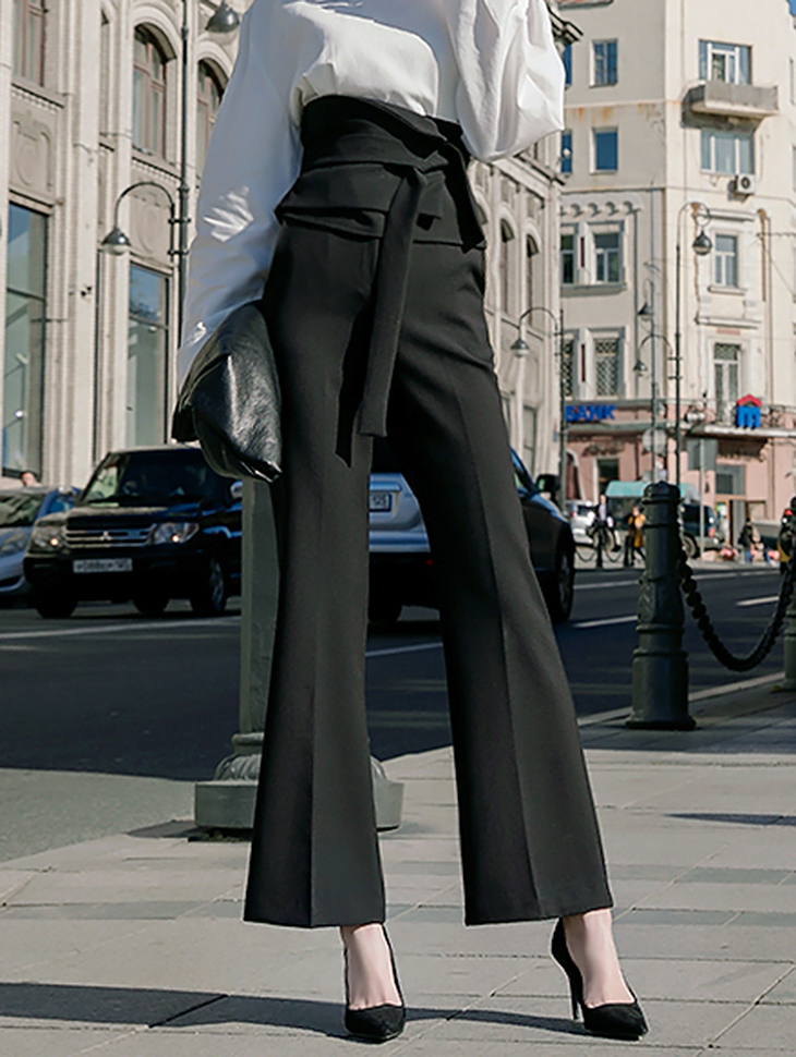 P1950 Marang Modern Long Slacks Pants