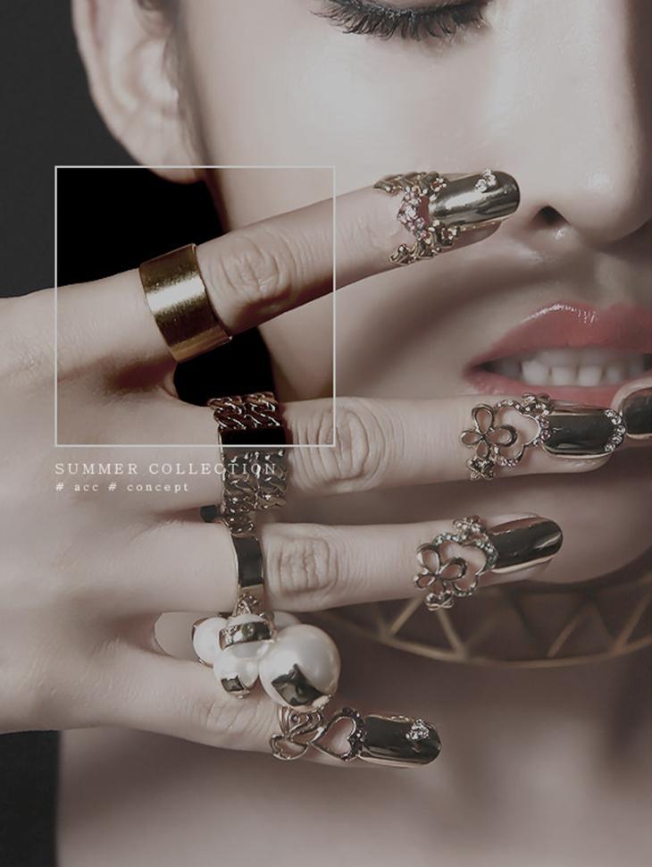AJ-3701 ring