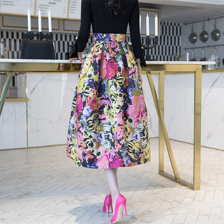 SK1619 PENZY PLY WOW Skirt