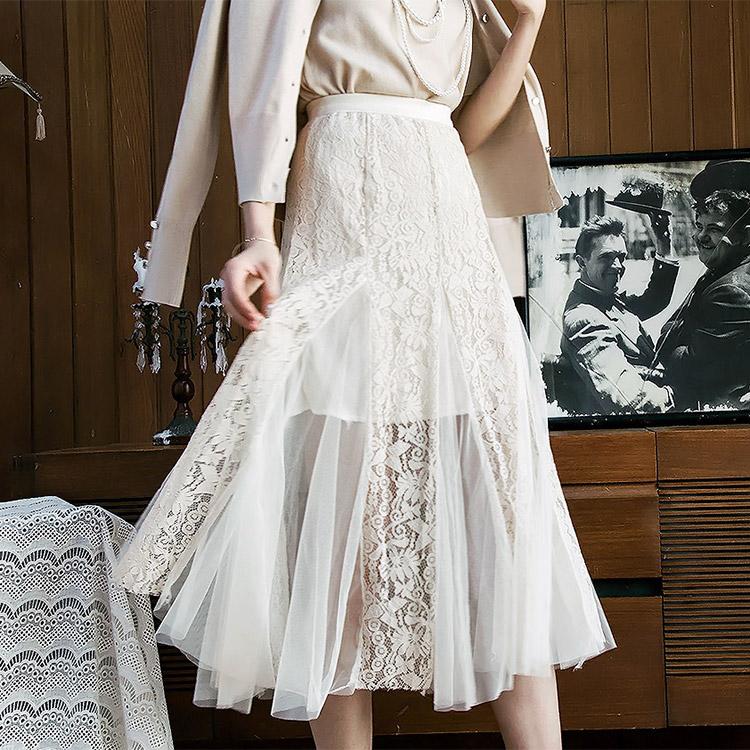 SK1688 Elegance Race Skirt (75reorder)