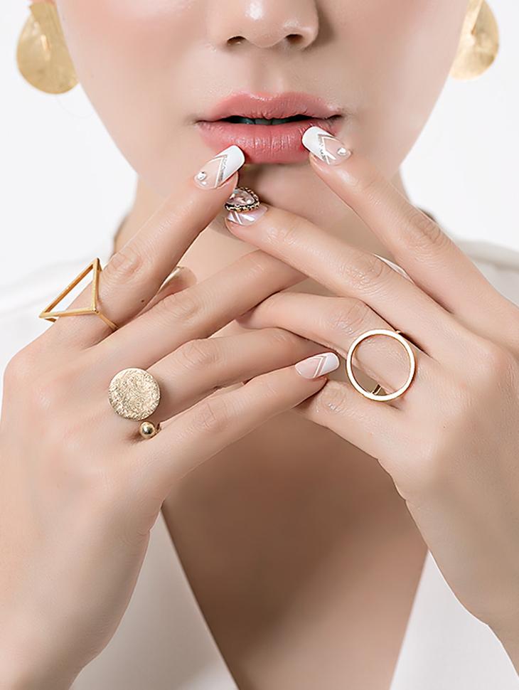 AJ-4076 ring (Silver 925)