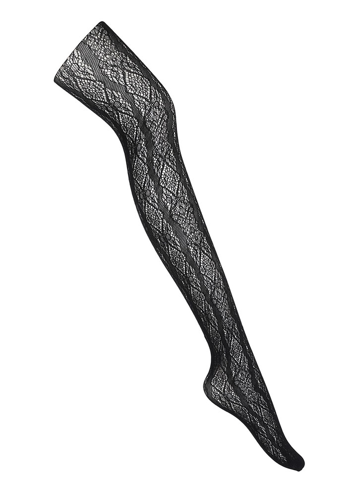 RE-179 chic Line Lace Pantyhose (16th REORDER)