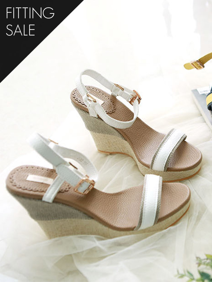 PS1211 child Trendy Wedge heel * Fitting Sale *