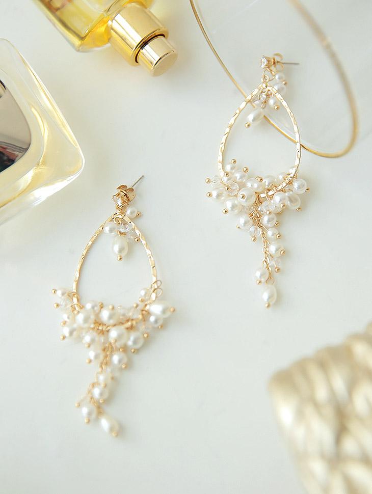 AJ-4302 earring