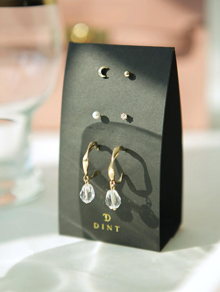 AJ-4310 earring (6 Pieceset)