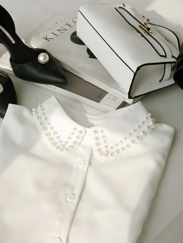 EC-143 pearl line neck cover