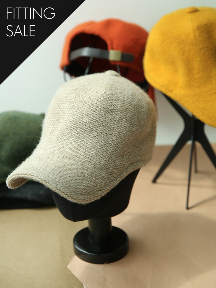 PS1508 Soft Wool Ball Cap * Fitting Sale *