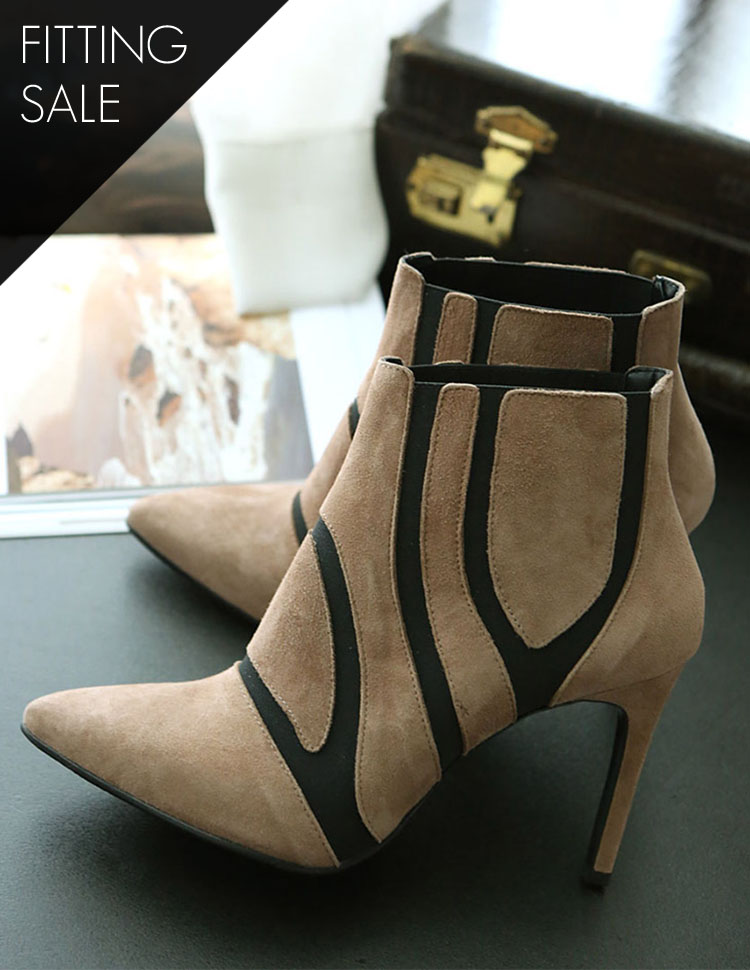 PS1530 Sergio Ankle Boots * HAND MADE ** Fitting Sale *