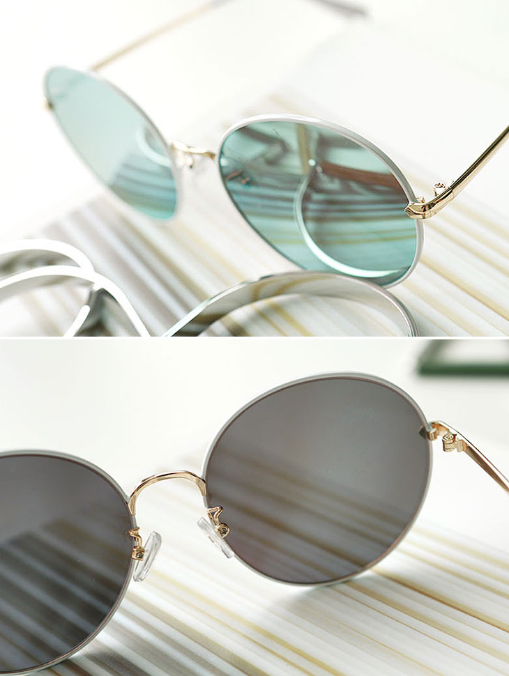 EC-115 Aneta Mirror Sunglasses (3reorder)