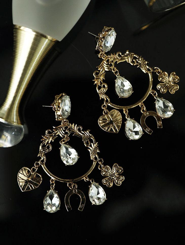 AJ-4448 earring