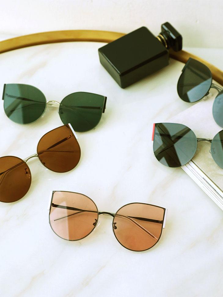 EC-152 Color Server Metal Sunglasses