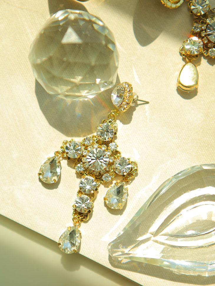 AJ-4452 earring