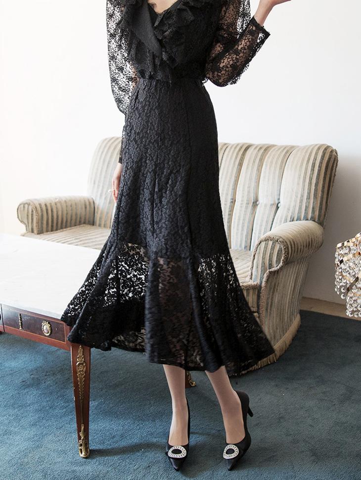 SK1853 Lian Long Skirt