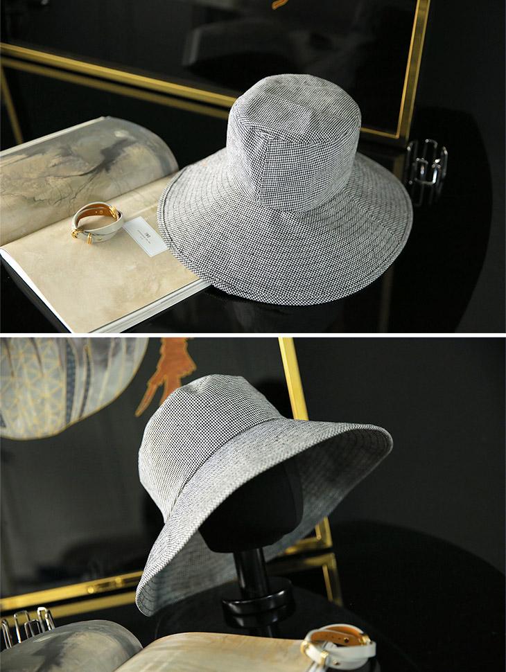 AC-509 Rayin Cotton Busty Hat