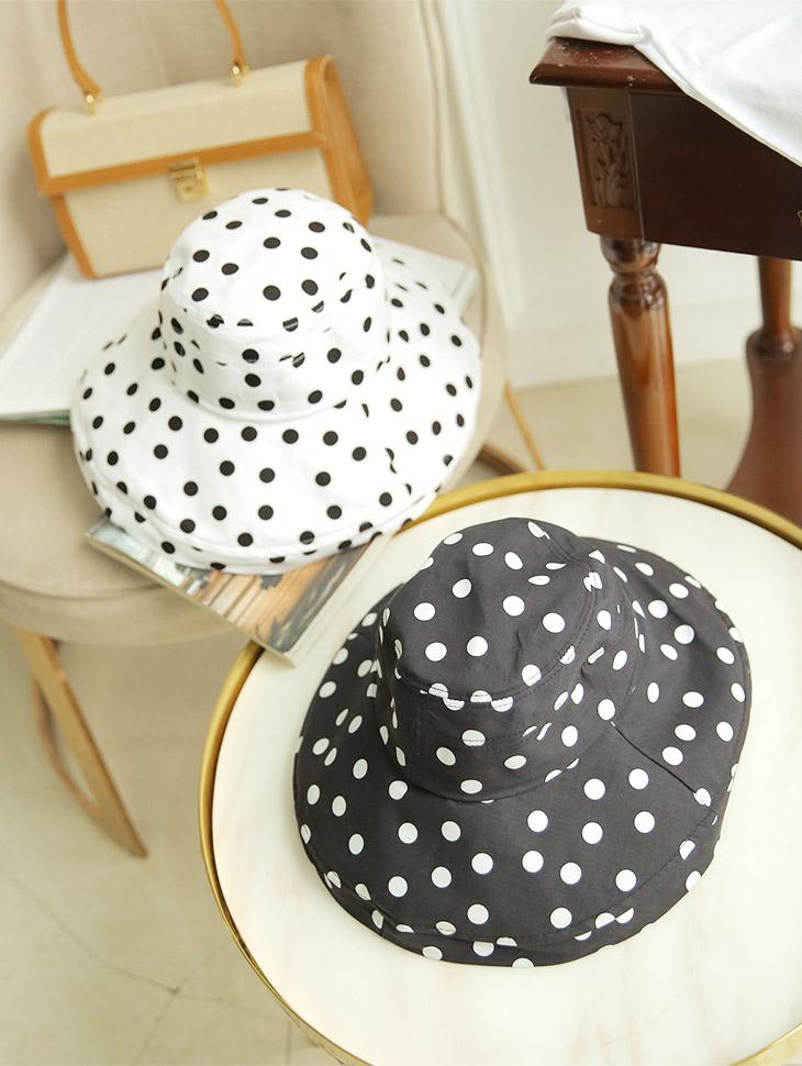 AC-506 Coilen Dot Bum Hat