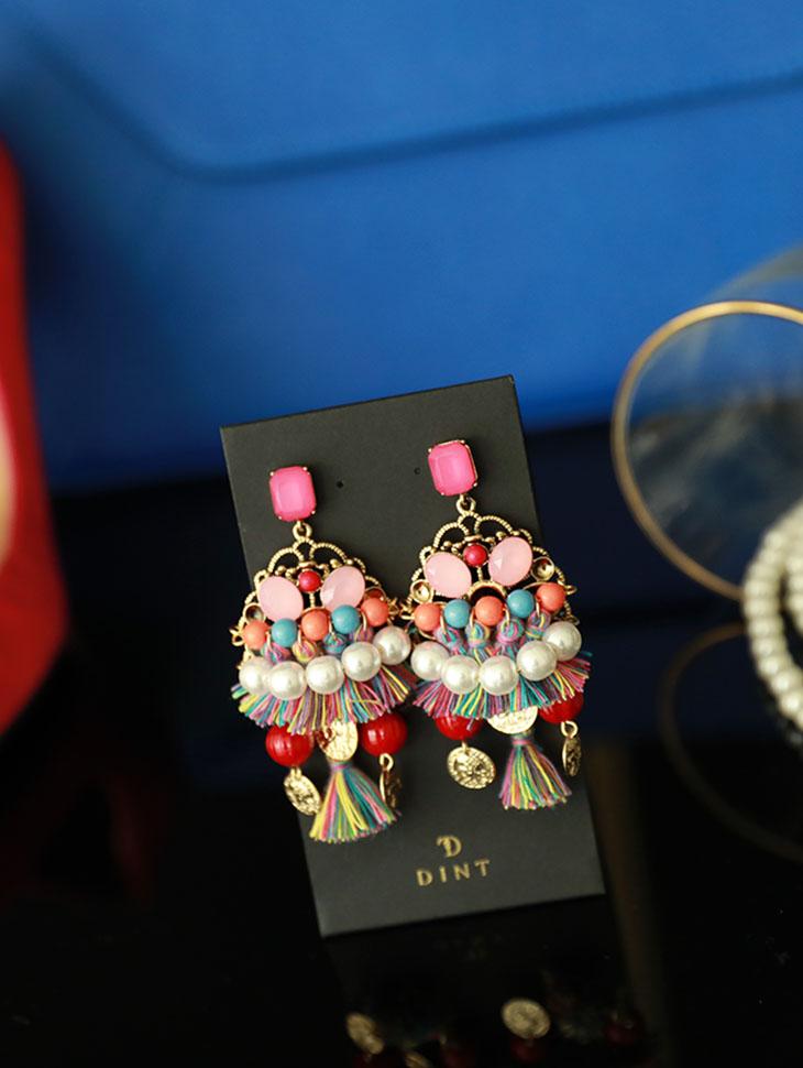 AJ-4454 earring