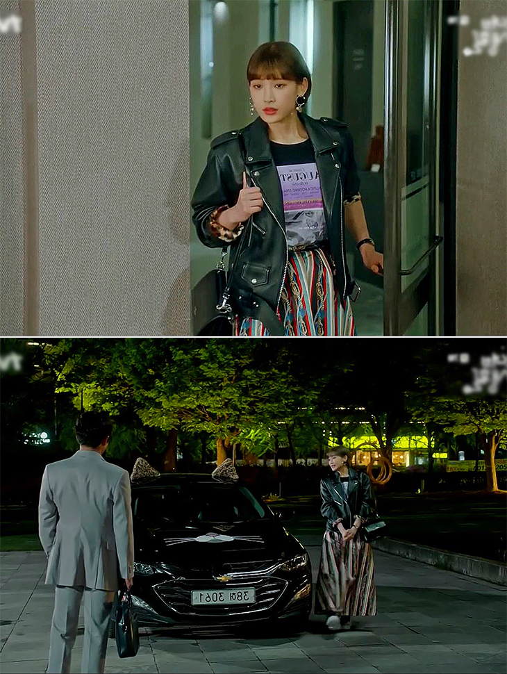 TV Sponsor <br><br> <b>tvN 'her private life'</b> <br> Hong Seo Young <br><br> SK9036