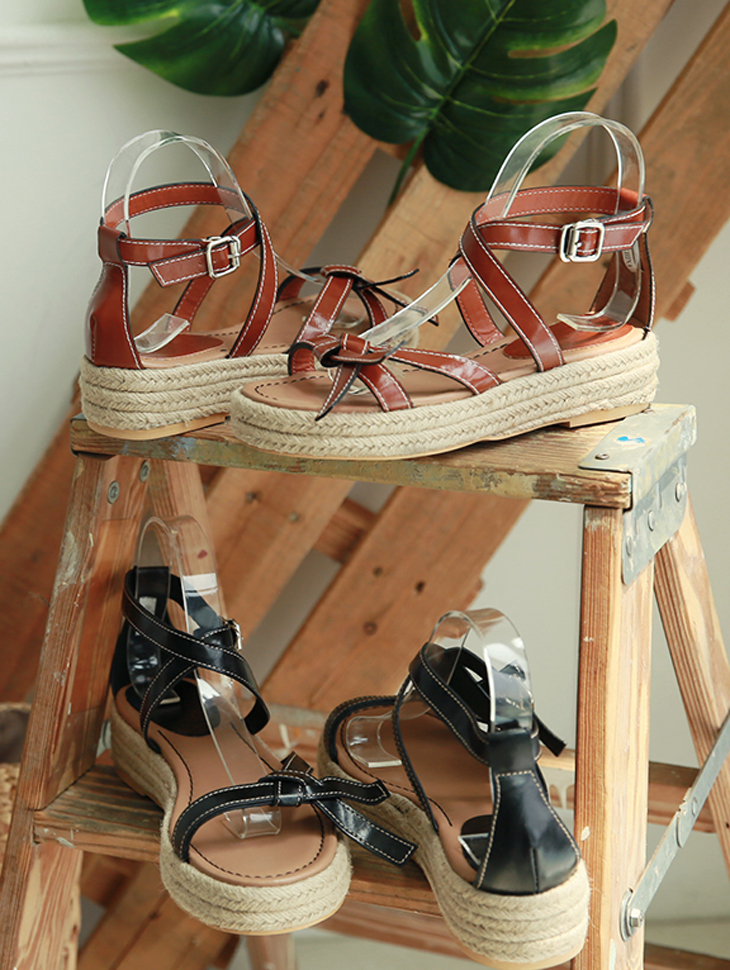 AR-2322 Kelly ribbon Strap Sandals