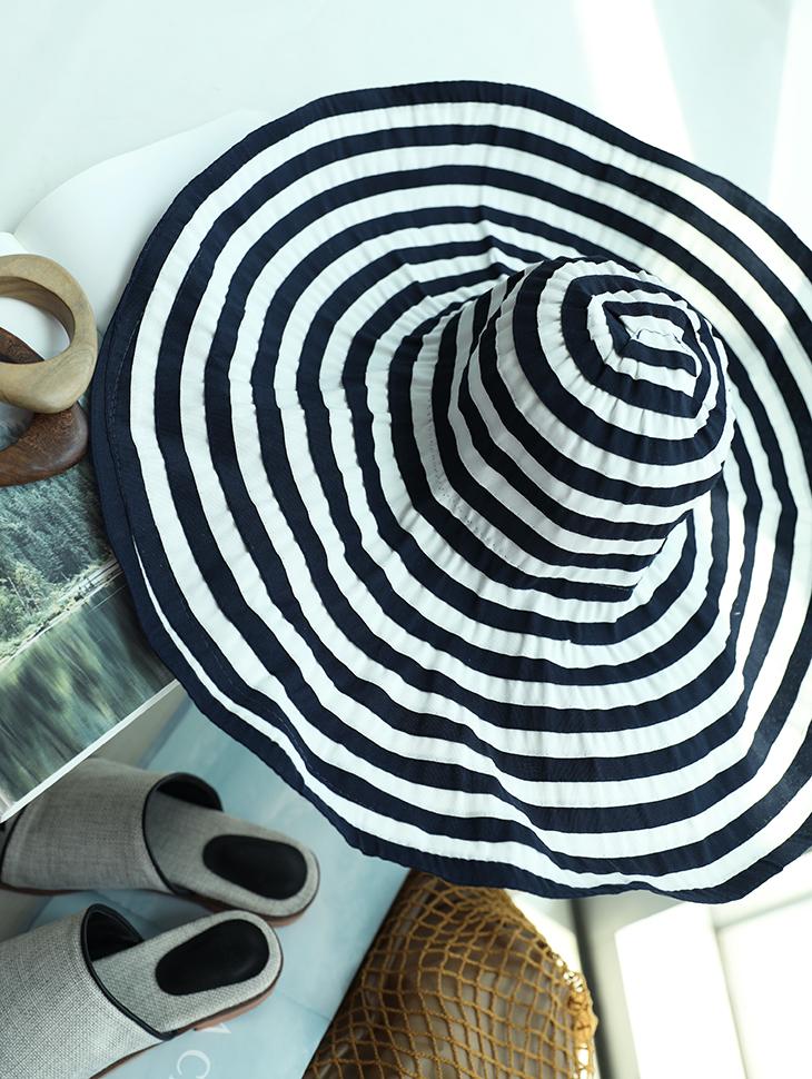 AC-542 Patrick Stripe Hat