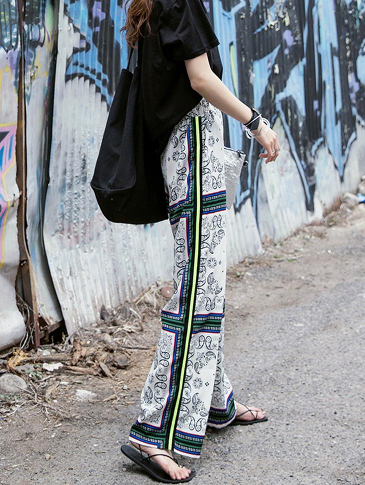 P2073 Presley Patterning Track Pants