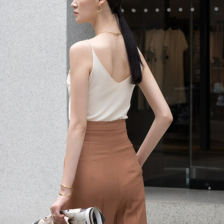 E2007 simple cover Sleeveless Top (15th REORDER)