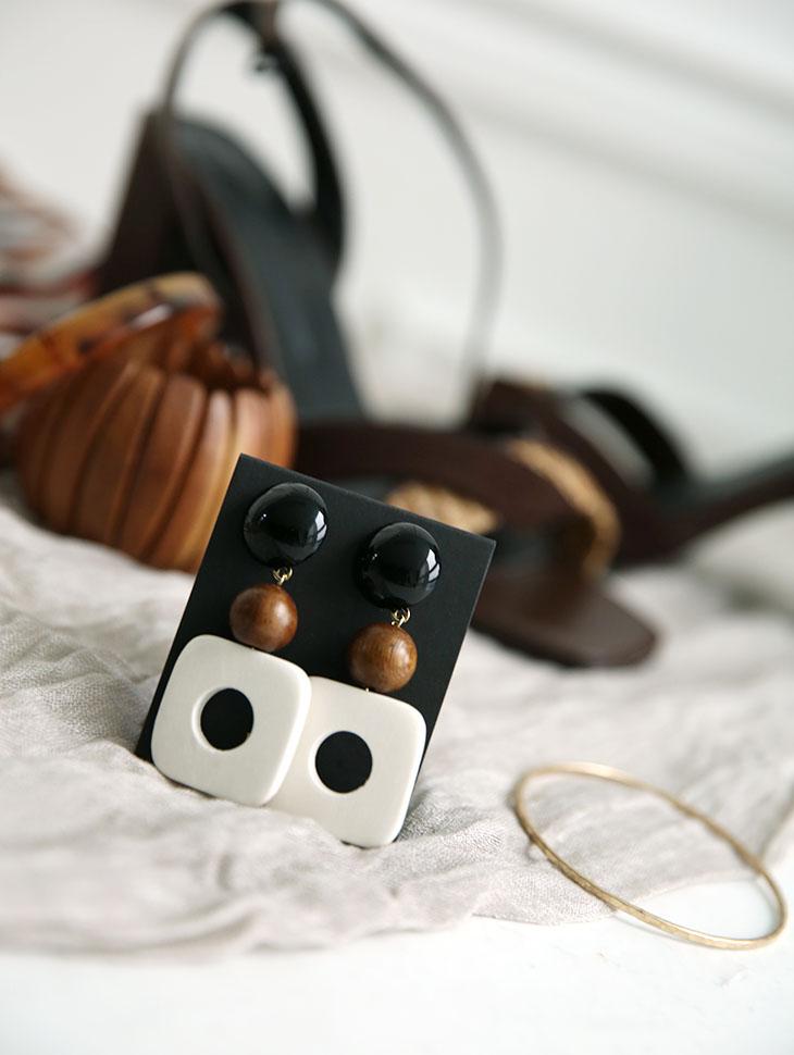 AJ-4469 earring