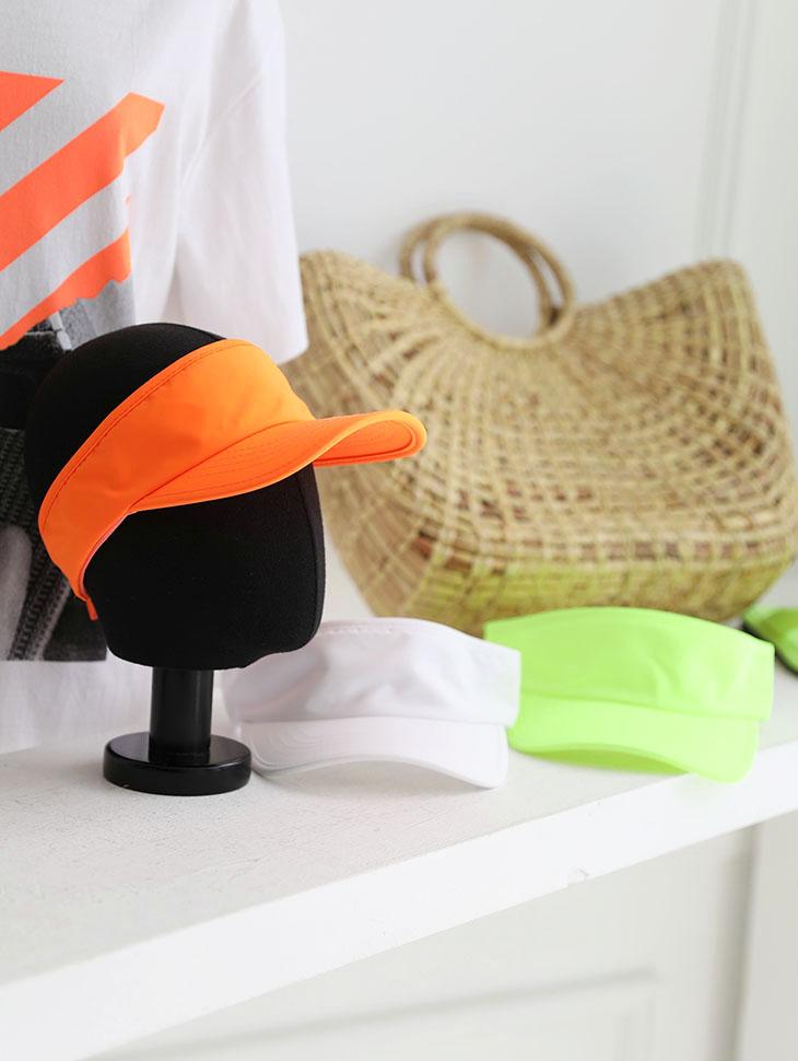 AC-549 Tin Neon sun hat