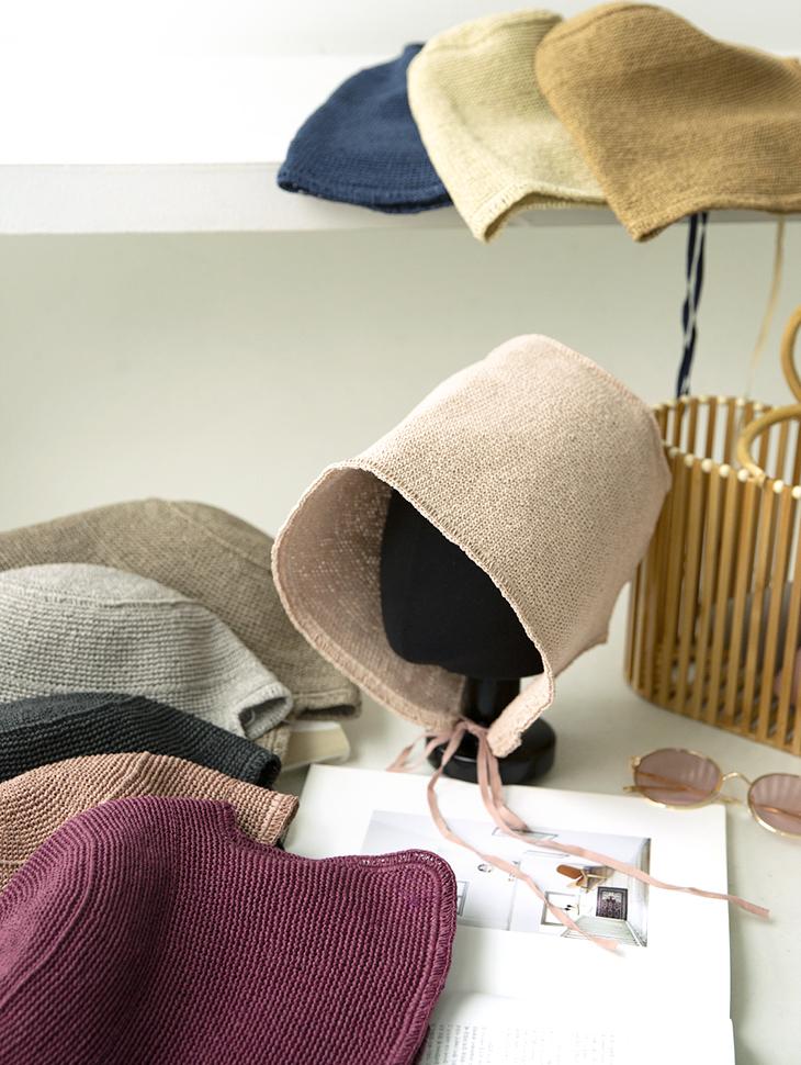AC-555 Iris Multi Color Bonnet Hat
