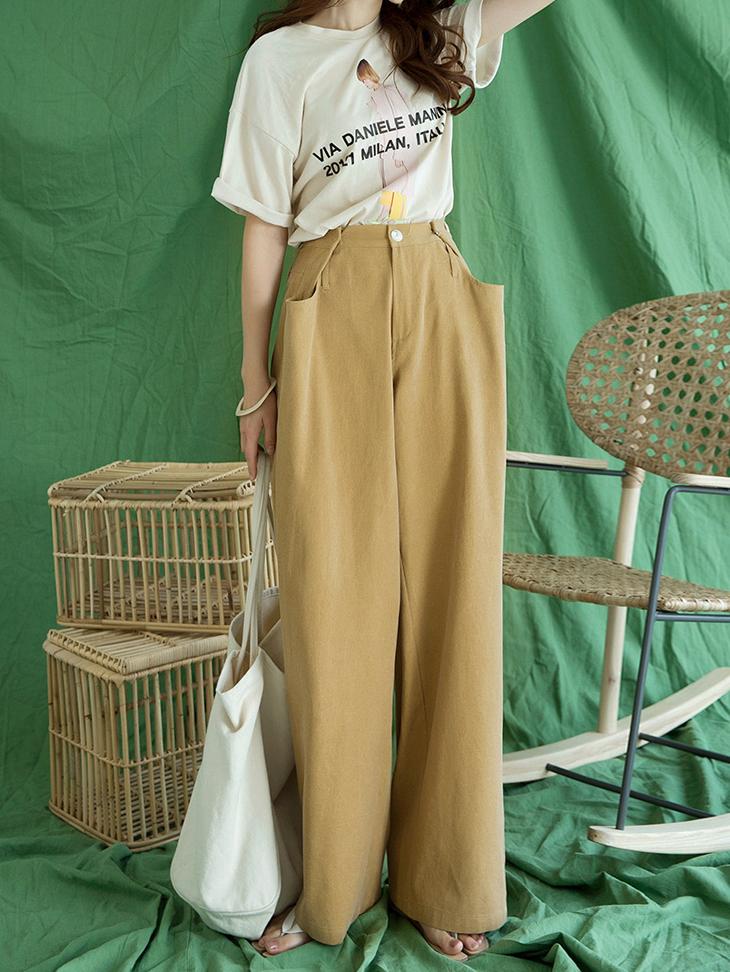 P2101 Kenshi Point Button Pants