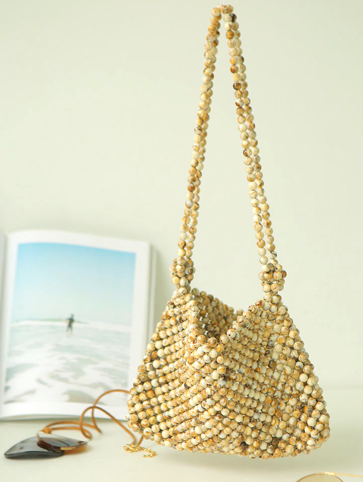 A-1047 Square Blank Shoulder Bag