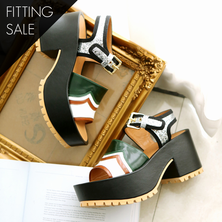 PS1579 Pearl Point Wave Sandals * HAND MADE ** Fitting Sale *