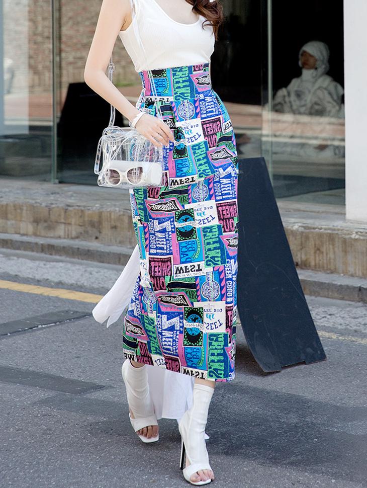 SK9039 Fury Paper slimline Skirt