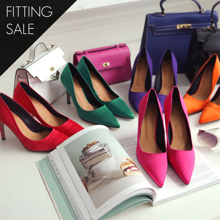 PS1591 Telstar Daily High heels * Fitting Sale *