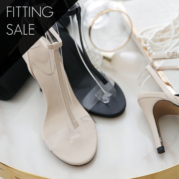 PS1634 Drelli Open High heels * Fitting Sale *