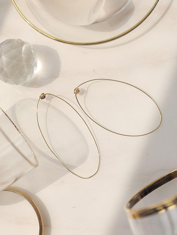 AJ-4501 earring